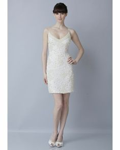 "See the ""Theia"" in our Short Wedding Dresses from Spring 2013 Bridal Fashion Week gallery"