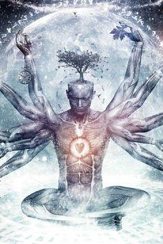 Chakras, Higher Intelligence, Connectedness...