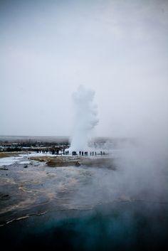 Rage of Strokkur | Iceland