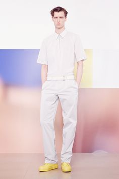 Jil Sander Spring 2015 Menswear Fashion Show