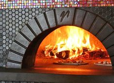 """Valoriani professional Wood fire oven 