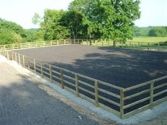 Riding Arena Kit 40m x 20m - Equestrian Equipment Suppliers