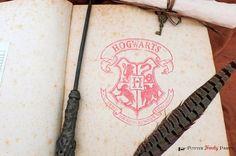 Tampon encreur facile (Harry Potter)
