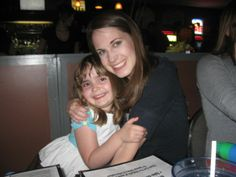 Former Campus Talk Editor Bethany Young and Audrey Archer in Spring 2010