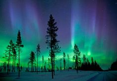 Higher chance to see Aurora Borealis from Ireland tonight ...