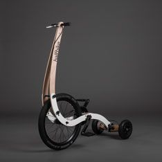 Halfbike | Red Dot Design Award for Design Concepts