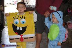 Spongebob and Gary - Costumes for Kids