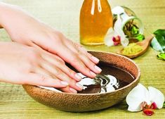 This article talks about what hot oil manicure is and how it can be practiced at home easily. Also, know the benefits of hot oil manicure along with simple tips to take care of nails. Spa Manicure, Soft Nails, Broken Nails, What Is Hot, Anti Aging Treatments, Hand Care, Dry Hands, Health And Beauty, Natural Remedies