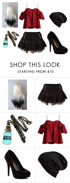 """""""Letting go of what i don't want"""" by buttercupz on Polyvore featuring Anna October, Michael Antonio and Echo"""