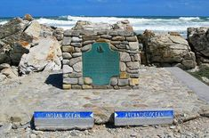 Two Oceans Come Together in Cape Town South Africa Cape Town South Africa, Attraction, Westerns, Tours, Oceans, Outdoor Decor