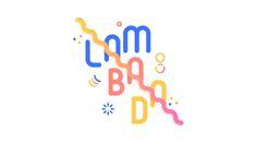 Lambada Visual Identity on Behance Corporate Branding, Logo Branding, Personal Branding, Self Branding, Kids Branding, Personal Logo, Identity Design, Visual Identity, Logo Inspiration