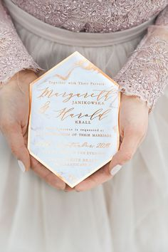 Unique Gold & Marble Wedding Invitation - Like this idea too with marble and gol. Perfect Event - Reality Worlds Tactical Gear Dark Art Relationship Goals Elegant Wedding Invitations, Laser Cut Wedding Invitations, Wedding Invitation Wording, Bridal Shower Invitations, Invitation Ideas, Black And Gold Invitations, Unique Wedding Invitations, Wedding Programs, Wedding Stationery