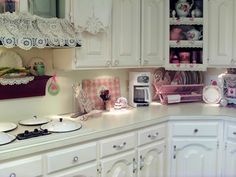 Penny's Vintage Home: Refreshing the Kitchen