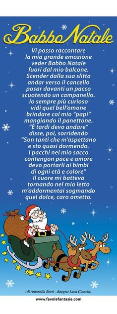 Babbo Natale_Luca Ciancio_ A Berti Homemade Christmas Decorations, Christmas Crafts, Nursery Rhymes, Montessori, Projects To Try, Teaching, Humor, Education, School