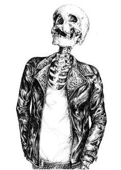 got bones, got swag for days
