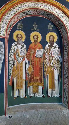 Orthodox Icons, Painting, Art, Fresco, Byzantine