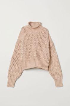 94d96a4dbd Ribbed Turtleneck Sweater. Orange Turtleneck ...