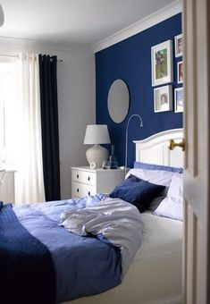 45++ Cuarto azul marino con gris trends
