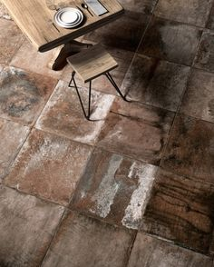 Wand- und Bodenbelag mit Terrakotta-Effekt TERRE NUOVE by CERAMICA SANT'AGOSTINO