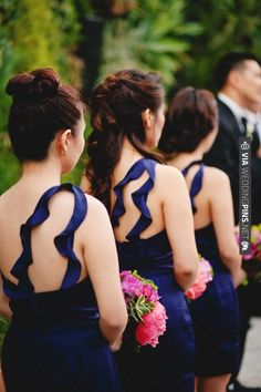 great color | CHECK OUT MORE IDEAS AT WEDDINGPINS.NET | #bridesmaids