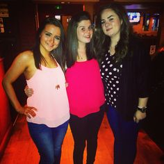 Me and the girls
