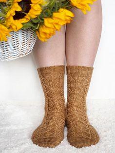 Ravelry: Honey Bee Dance Socks pattern by Helen Stewart Dance Socks, Knitting Socks, Beautiful Gardens, Ravelry, Bee, Honey, Pattern, Knit Socks, Honey Bees