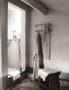 Shower: simplicity