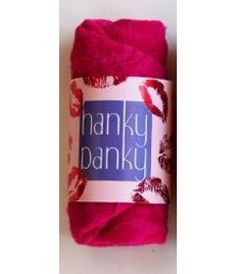 Hanky Panky Rolled Low Rise Thong Kiss - Tuberose - The Blues Jean Bar, the Best Place to Buy Jeans!