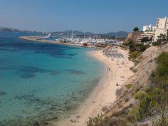 Portals Nous Beach (Oratori). Mallorca.