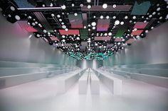 Set design at Dior Autumn-Winter 2014 Women Fashion Show #PFW #RTW #AW14 #Dior #LVMH via https://twitter.com/Dior
