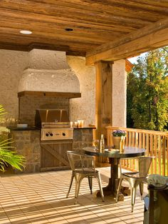 Outdoor Kitchens Design, Pictures, Remodel, Decor and Ideas - page 6
