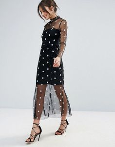 Little White Lies Alexander Maxi Dress - Black Classy Outfits, Stylish Outfits, Cute Outfits, Cute Dresses, Beautiful Dresses, Short Dresses, Cheap Dresses, Look Fashion, Fashion Design