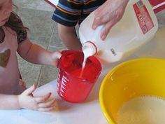Cooking with Kids based on Children's books.