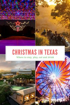 Christmas Attractions Texas 2017   Texas Christmas Vacations   fun things to do for Christmas in Texas   In partnership with The Lake Austin Resort and Spa #ad