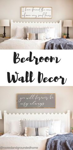 Apartment Decorating For Couples, Bedroom Decor For Couples, Diy Home Decor Bedroom, Couple Bedroom, Bedroom Wall, Warm Bedroom, Bedroom Ideas, Bedroom Romantic, Room Wall Decor