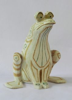 SCULPTURES - Hilary audus sculptures Ceramic Animals, Animal Sculptures, Spoon Rest, Ceramics, Home Decor, Pottery Animals, Ceramica, Pottery, Decoration Home