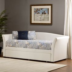 Hillsdale Montgomery Daybed | with pop-up trundle