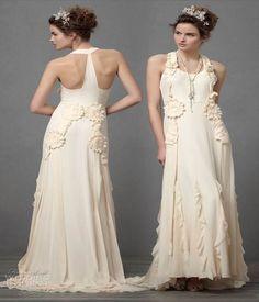 Hippie Style Wedding Dresses | Women Dress Ideas