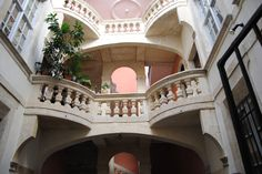 Hôtel particulier de Fontfroide - Nîmes