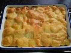 Aardappel-Preischotel Met Tomaat En Kaas recept | Smulweb.nl