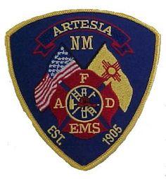 Artesia FD in New Mexico