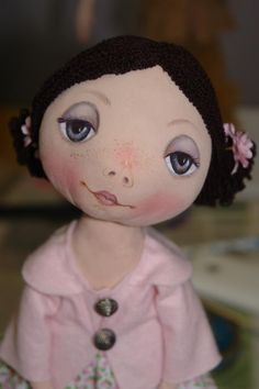 "Мастер-класс ""Кукла моей мечты"" ... Пристанище Муз?! - Ярмарка Мастеров - ручная работа, handmade"