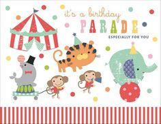 parade hooray!
