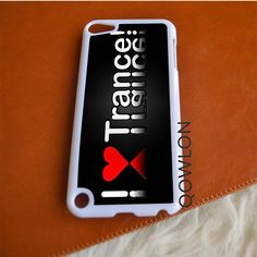 I Love Trance Trance iPod Touch 5 | 5TH GEN Case