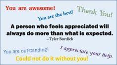 Appreciate Others - http://blog.peacebewithu.com/appreciate-others/
