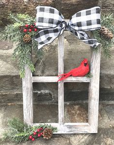 There are a lot of different themes that you can have for Christmas. One of them is the vintage Christmas style. If you want, you can try the vintage Christmas decoration to generate this kind of Christmas idea. The point… Continue Reading → Farmhouse Christmas Decor, Outdoor Christmas, Winter Christmas, Christmas Time, Vintage Christmas, Country Christmas Decorations, Christmas Windows, Diy Christmas Wall Decor, Christmas Porch Decorations