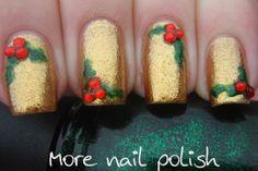 More Nail Polish: Merry Christmas 2012