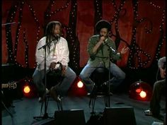 Damian and Kymani Marley / For the Babies / This one gives me chills.