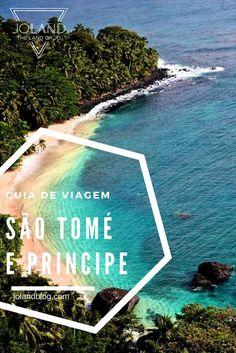 Um Guia de Viagem sobre São Tomé e Principe, recheado de dicas úteis para planeares a tua próxima viagem. Como ir, onde ficar, onde comer, o que visitar, entre muitas outras informações úteis.