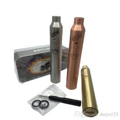 2016 Newest Payload Starter Kit come with Payload RDA Ruby Mechanical Mod  PAYLOAD 3 Colors High quality Full Mech Mod DHL Free